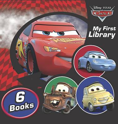 Disney Cars Large Library by