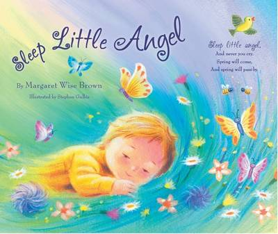 Sleep Little Angel - Margaret Brown Picture Book by