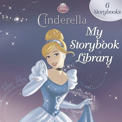 Disney Cinderella My Storybook Library by