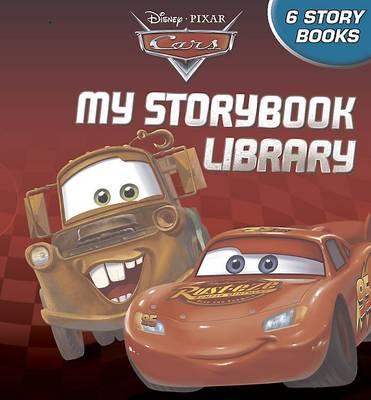 Disney Pixar Cars My Storybook Library by