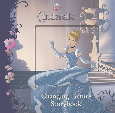 Disney Cinderella Changing Picture Storybook by