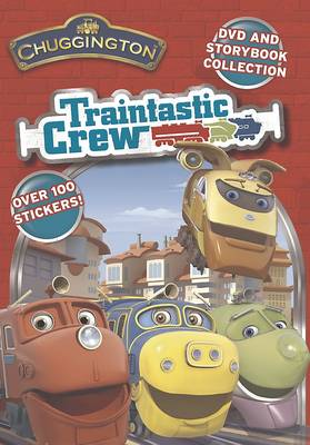Chuggington Storybook Slipcase Traintastic Crew by