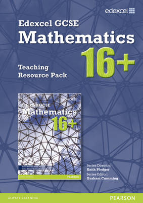 GCSE Mathematics Edexcel 2010: 16+ Teaching Resource Pack by Julie Bolter, Jean Linsky, Kevin Tanner