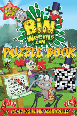 The Bin Weevils Puzzle Book by Macmillan