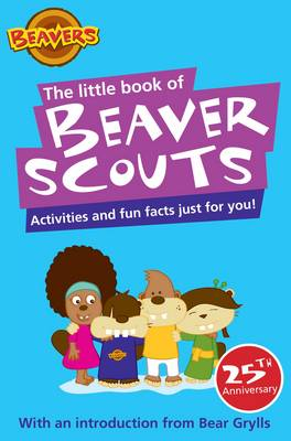 Little Book of Beaver Scouts Activities and Fun Facts Just for You by Amanda Li