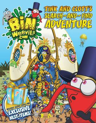 Bin Weevils: Tink and Clott's Search and Find Adventure by Steph Woolley