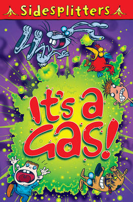Sidesplitters: It's a Gas! by Macmillan