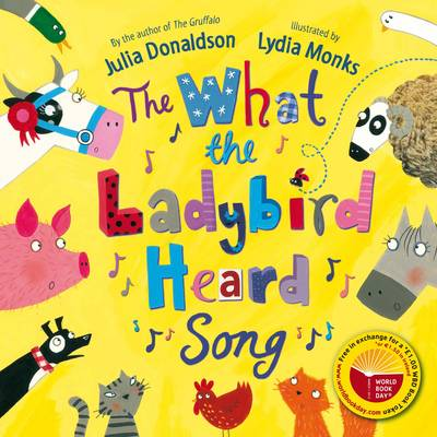 The What the Ladybird Heard Song by Julia Donaldson