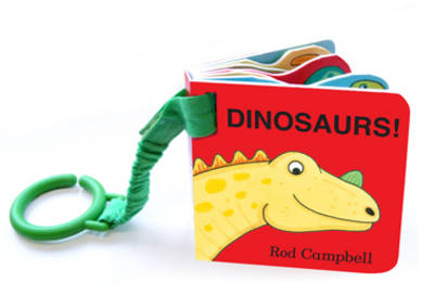Dinosaur Shaped Buggy Book by Rod Campbell