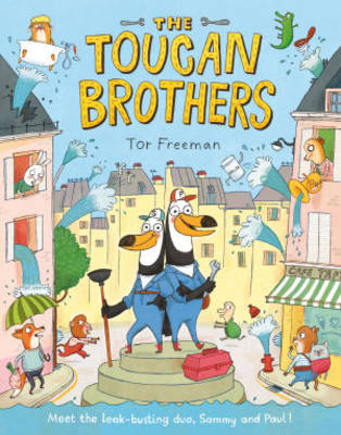The Toucan Brothers by Tor Freeman