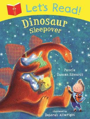 Dinosaur Sleepover by Pamela Duncan Edwards