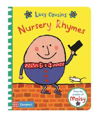 Nursery Rhymes by Lucy Cousins