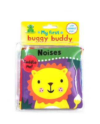 My First Buggy Buddy: Noises A Crinkly Cloth Book for Babies! by Jo Moon