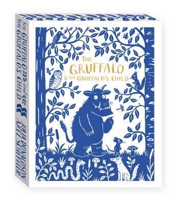 Gruffalo and the Gruffalo's Child by Julia Donaldson