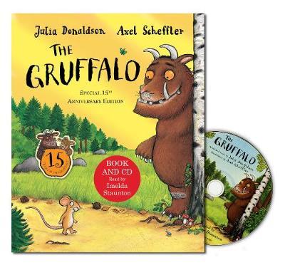The Gruffalo 15th Anniversary Edition by Julia Donaldson