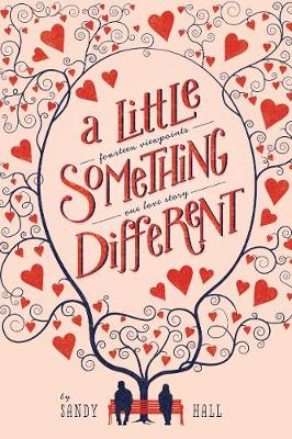 A Little Something Different A Swoon Novel by Sandy Hall