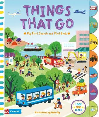 Things That Go by Jacqueline McCann
