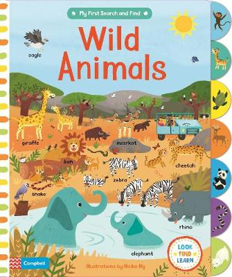 Wild Animals by Jacqueline McCann