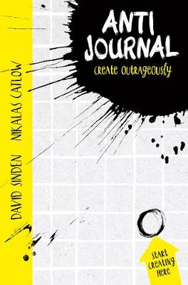 Anti Journal by David Sinden, Nikalas Catlow