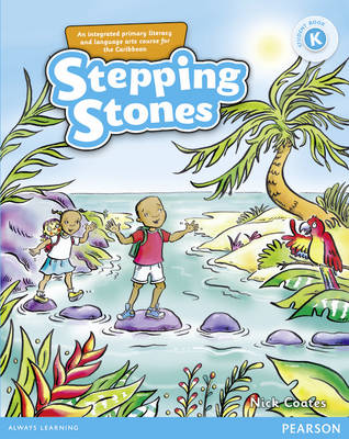 Stepping Stones: Student Book Level K by Nick Coates
