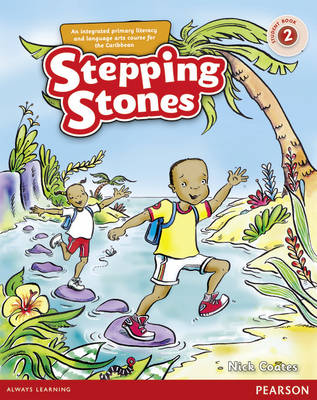 Stepping Stones: Student Book Level 2 by Nick Coates