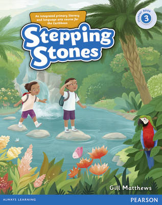 Stepping Stones: Student Book Level 3 by Gill Matthews