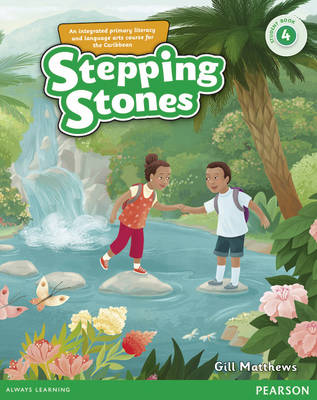 Stepping Stones: Student Book Level 4 by Gill Matthews