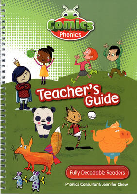 Comics for Phonics Teaching Guide by