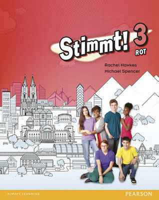 Stimmt! 3 Rot Pupil by Rachel Hawkes