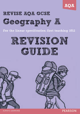 Revise AQA: GCSE Geography Specification A Revision Guide - Book and Activebook Bundle by Rob Bircher