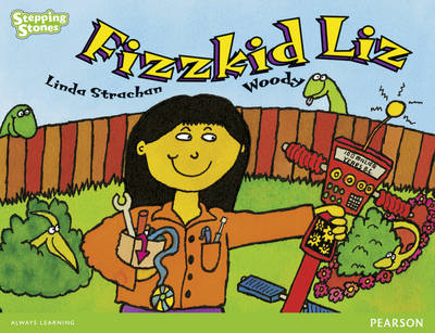 Stepping Stones: Fizzkid Liz - Green Level by Linda Strachan