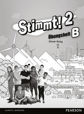 Stimmt! Workbook A by Oliver Gray