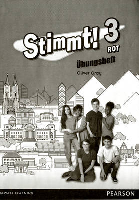 Stimmt! 3 Rot Workbook Pack by Oliver Gray