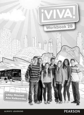 Viva! 2 Workbook B PACK by Libby Mitchell, Ana Kolkowska