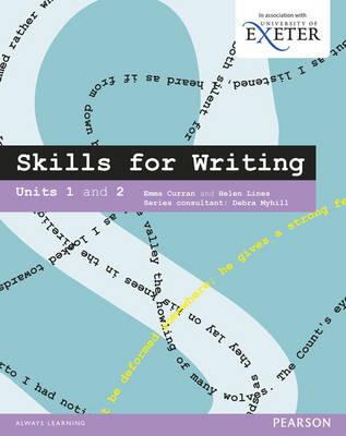 Skills for Writing Student Book Pack - Units 1 to 6 by Esther Menon, David Grant