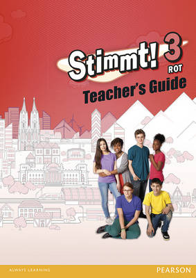 Stimmt! 3 Rot Teacher Guide by