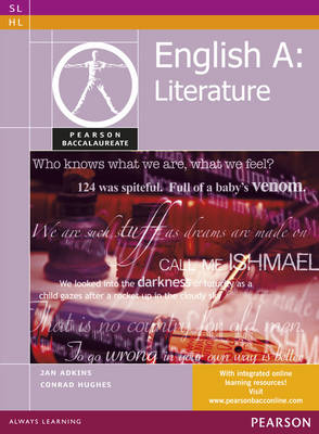 Pearson Baccalaureate English A: Literature print and ebook bundle by Jan Adkins, Conrad Hughes
