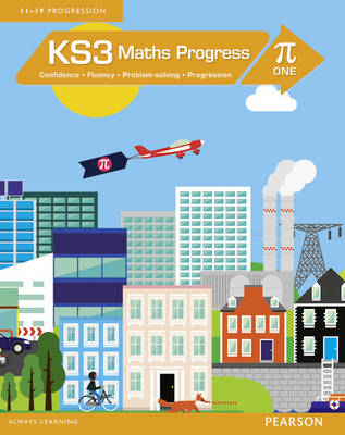 KS3 Maths Progress Student Book Pi 1 by