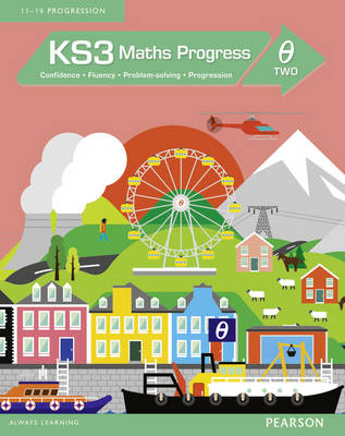 KS3 Maths Progress Student Book Theta 2 by