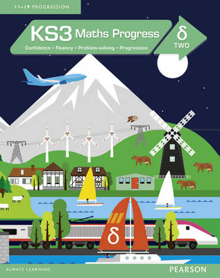 KS3 Maths Progress Student Book Delta 2 by