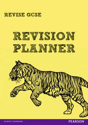 REVISE: GCSE Revision Planner by Rob Bircher