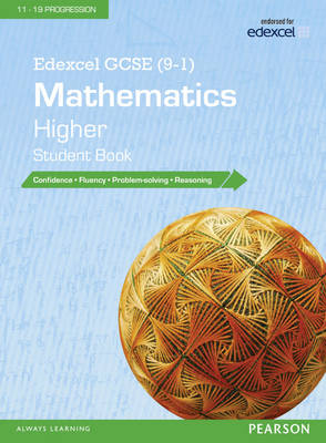 Edexcel GCSE (9-1) Mathematics Higher Student Book by
