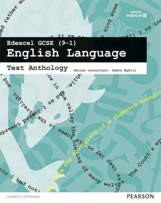 Edexcel GCSE (9-1) English Language Text Anthology Edexcel GCSE (9-1) Englang Anthology by David Grant, Esther Menon