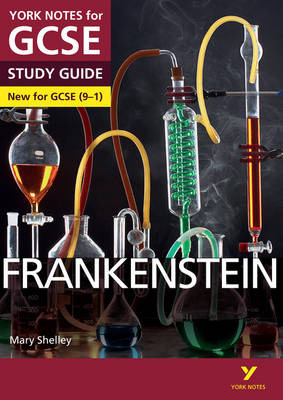 Frankenstein: York Notes for GCSE (9-1) by Alexander Fairbairn-Dixon, Emma Page