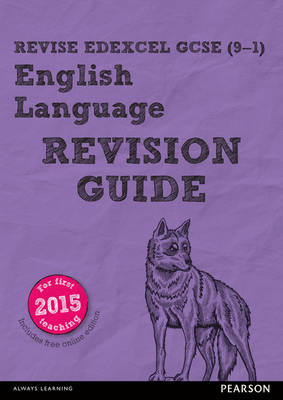 REVISE Edexcel GCSE (9-1) English Language Revision Guide by Julie Hughes, Harry Smith