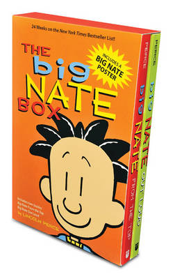 The Big Nate Box by Lincoln Peirce