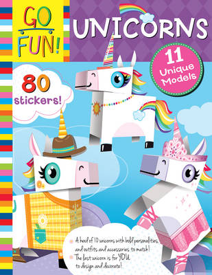 Go Fun! Unicorns by Accord Publishing