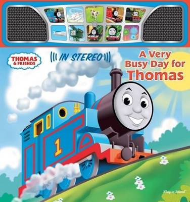 A Very Busy Day for Thomas by