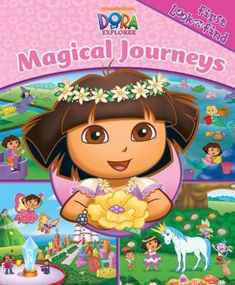 Magical Journeys Dora the Explorer by