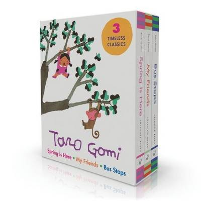Taro Gomi Board Book Boxed Set by Taro Gomi